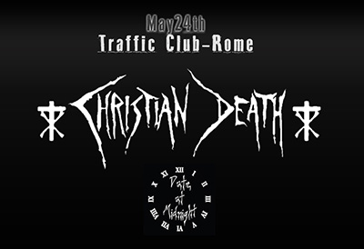 Date at Midnight - Christian Death